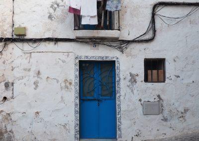Casa tipica Ibiza barrio antiguo