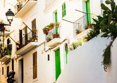 Dalt Vila. Ibiza (II)