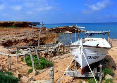 barquita Formentera