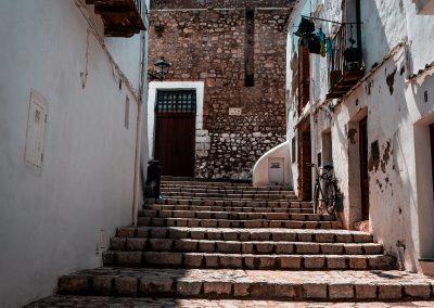 Ibiza ciudad. Dalt Vila.