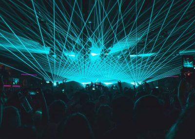 Noche en Ibiza
