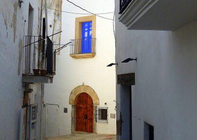 calles Ibiza Dalt Vila