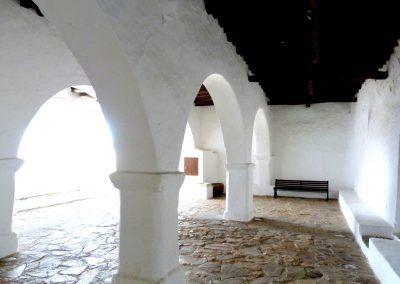 entrada Iglesia de Santa Eulalia